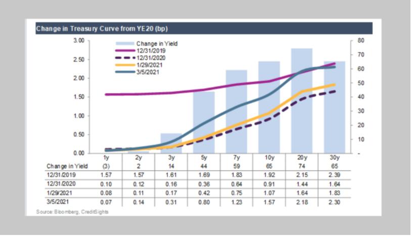 Treasury Curve - US Dollar Outlook